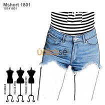 SHORT JEANS MUJER